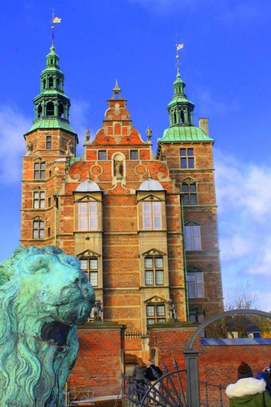 Fairy Tale Trail Copenhagen Rosenberg Castle