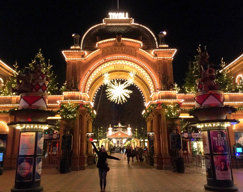 Fairy Tale Trail Copenhagen Tivoli Gardens